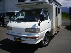 タウンエーストラックキャンピング 4WD 7人乗り