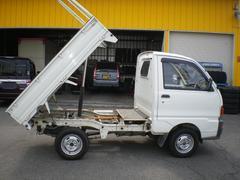 ミニキャブトラックダンプ 4WD  三方開き