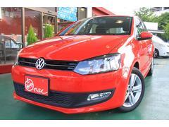 VW ポロアクティブ2 ブルーモーションテクノロジー 純正ナビ