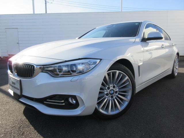 BMW 4シリーズ 420iグランクーペ ラグジュアリー 下取車 ...