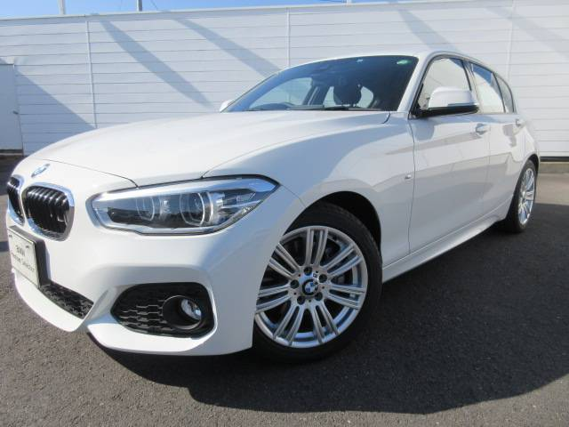 BMW 118i スポーツ 当社デモアップカー クルーズコントロール