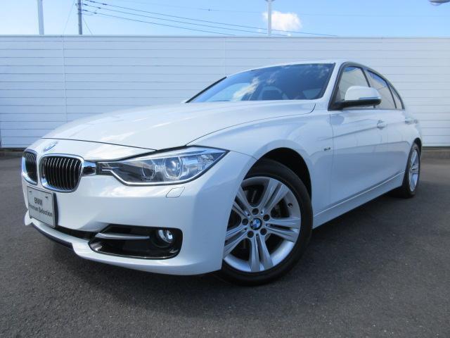 BMW 3シリーズ 320iスポーツ 当社下取車 禁煙ワンオーナー...