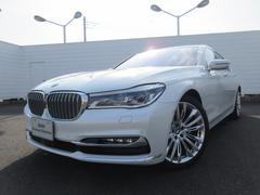 BMW740iデザインピュアセレクト デモカー ハーマンカードン