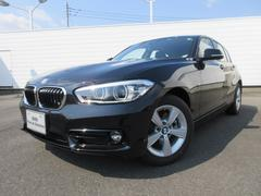 BMW118dスポーツ デモカー コンフォートアクセス Bカメラ
