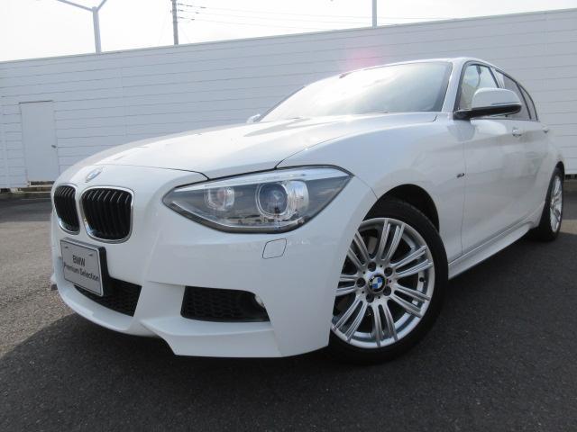 BMW 1シリーズ 116i Mスポーツ 当社下取車 禁煙ワンオー...