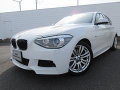 BMW116i Mスポーツ 当社下取車 禁煙ワンオーナー車