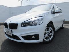 BMW218dアクティブツアラー 当社デモカー HUD ACC