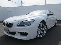 BMW640iグランクーペ Mスポーツ 当社デモカー ACC