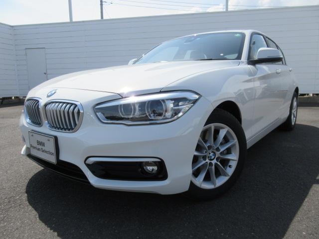 BMW 1シリーズ 118i スタイル 当社デモカー インテリジェ...