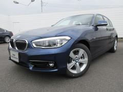 BMW118i スポーツ コンフォートアクセス バックカメラ