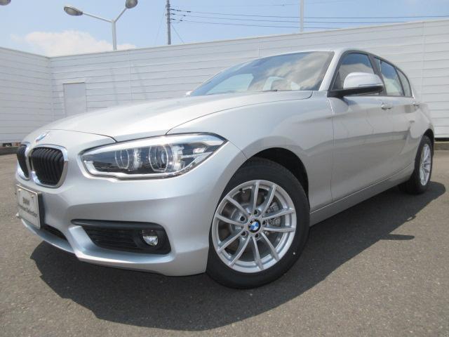 BMW 1シリーズ 118i プラスパッケージ 当社未使用車 バッ...