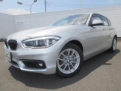 BMW118i プラスパッケージ 当社未使用車 バックカメラ