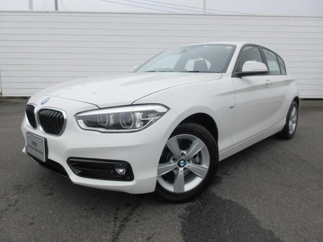 BMW 1シリーズ 118i スポーツ (検32.2)