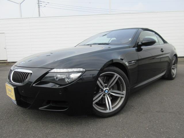 BMW M6 カブリオレ 右H 後期CICナビMUSICコレクショ...