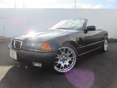 BMW328iカブリオーレ BBS−CH18インチ 左ハンドル黒革