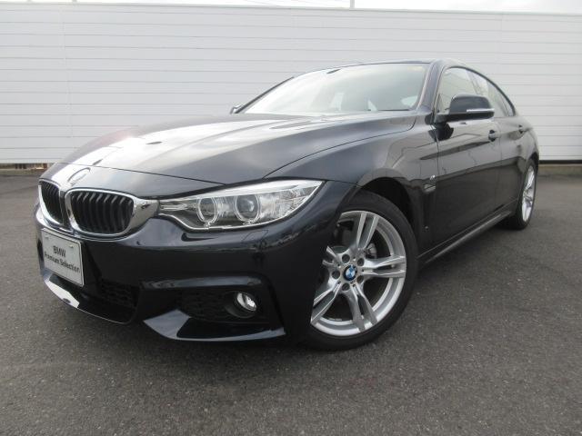 BMW 4シリーズ 420iグランクーペ Mスポーツ (検32.1)