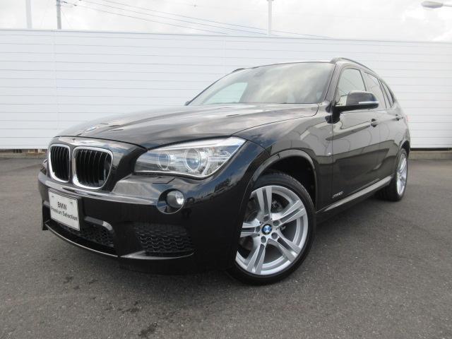 BMW X1 xDrive 20i Mスポーツ (車検整備付)