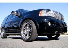 リンカーン ナビゲーターアルティメイト 4WD 新車並行車 CAR FAX走行確認済