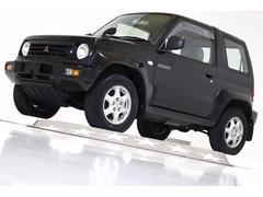 パジェロジュニアZR−II 4WD キーレス ハード背面タイヤカバー付
