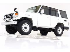 ランドクルーザー70ZX 4WD 4ナンバー 前後デフロック サンルーフ 5MT