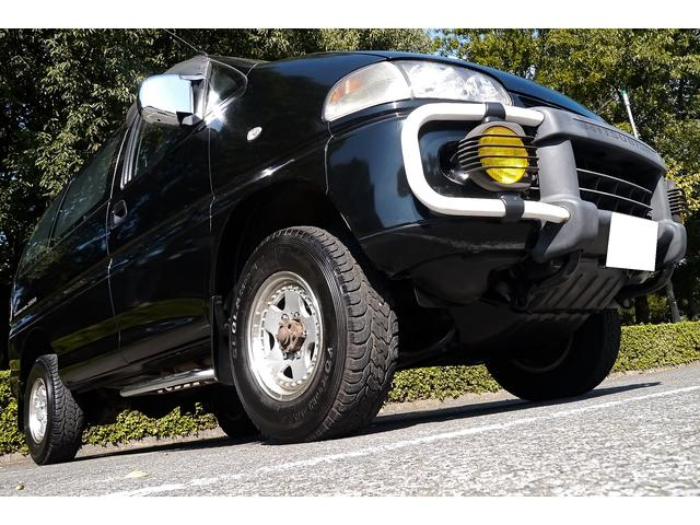 三菱 XG エアロルーフ 4WD 5速マニュアル LEDテール