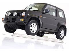 パジェロジュニアZR−II 4WD レトロヘッドライト 背面タイヤカバー