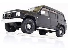 サファリキングズロード 4WD 本革シート ETC ハイルーフ AW