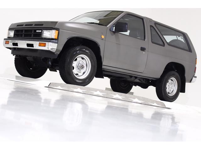 日産 A2M 4WD 5MT サンルーフ Mバンパー USコーナー