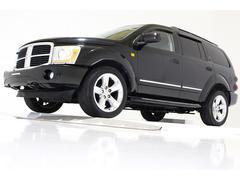 ダッジ デュランゴLTD 4WD 新車並行車 ナビ 20AW モニター ETC