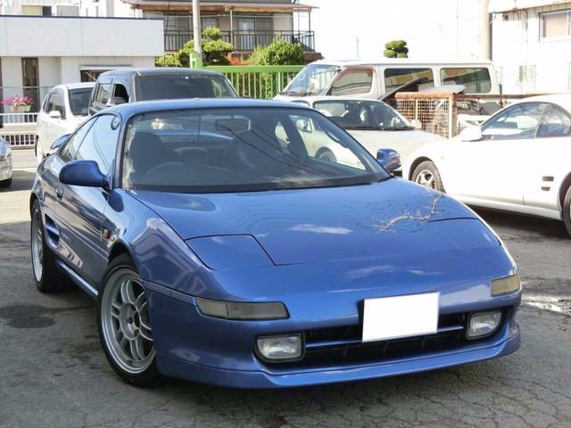 トヨタ GT-S 4型 外装同色OP エンケイAW マフラー