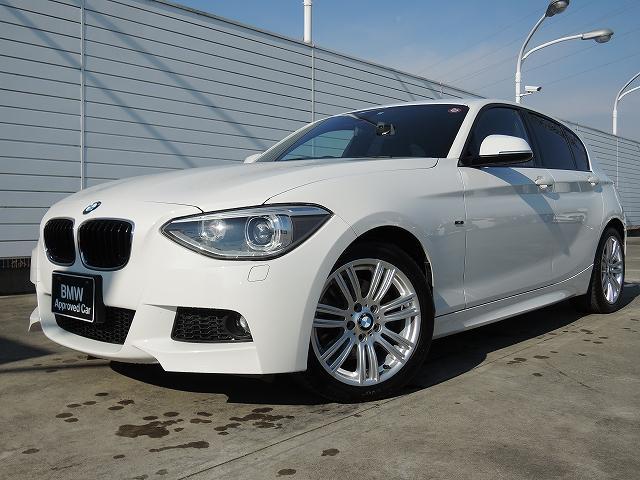 BMW 1シリーズ 120i Mスポーツ  ワンオーナー 禁煙車 ...