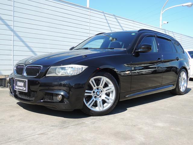 BMW 3シリーズ 335iツーリング Mスポーツ ブラックレザー...