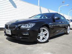 BMW640iクーペ Mスポーツ サンルーフ レザーシート 禁煙車