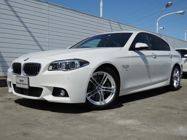 BMW 5シリーズ 523i Mスポーツ LEDヘッドライト AC...
