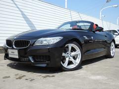 BMW Z4sDrive20i Mスポーツ アカレザー パドル純正ナビ