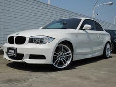 BMW135iMスポーツ 最終型 レッドレザーシート 純正18AW