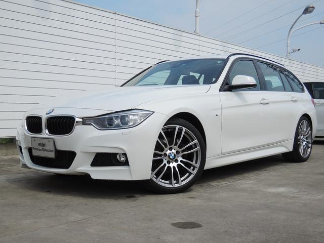 BMW 3シリーズ 320dツーリング Mスポーツ ブラックレザー...