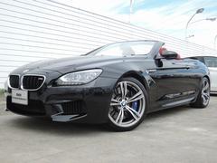 BMW M6カブリオレ サキールオレンジレザー 20インチ 右ハンドル