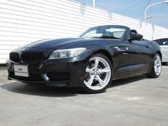 BMW Z4sDrive20i Mスポーツ ワンオーナー ブラックレザー