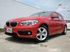 BMW118d スポーツ パーキングサポート コンフォートアクセス