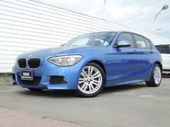 BMW116i Mスポーツパッケージ 純正HDDナビ 17インチ