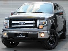 フォード F−150FX4 4WD  リフトアップ 新品FUEL AW装着