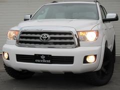 セコイアSR5 4WD FUEL20inAW 138