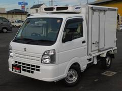 キャリイトラック冷凍車 2WAY 2コンプレッサ 冷凍冷蔵車