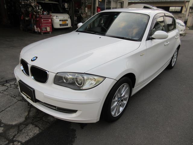 BMW 1シリーズ 116i HDDナビ 地デジ バックカメラ (...