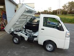 ハイゼットトラックローダンプ エアコン パワステ 4WD
