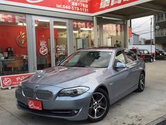 BMWアクティブハイブリッド5 サンルーフ レザー パワートランク