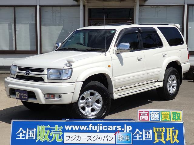 トヨタ SSR-X ホワイトプレミアム 4WD