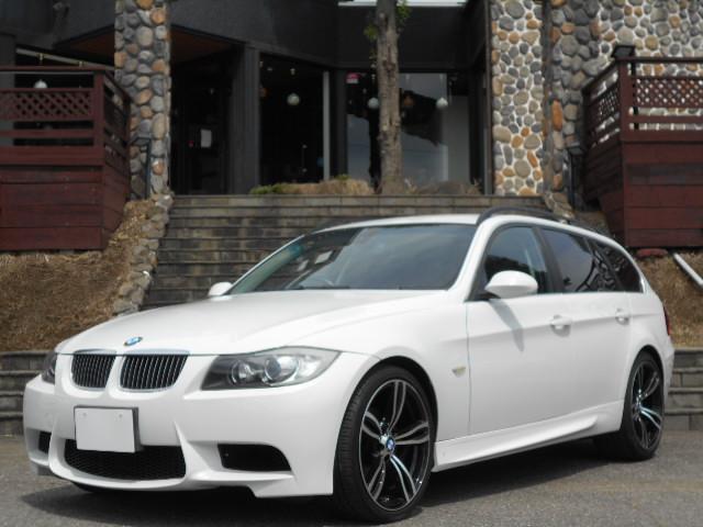 BMW 3シリーズ 325iツーリング M3タイプエアロ 19イン...