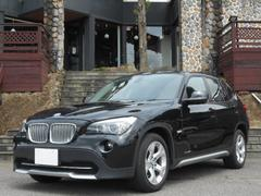 BMW X1sDrive 18i 社外ナビ キセノン
